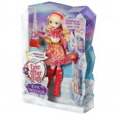 Кукла Эвер Афтер Хай Вайт Эпическая Зима Ever After High Epic Winter Apple White Doll Mattel