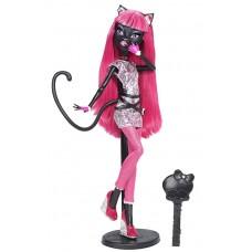 Кукла Монстер Хай Кетти Нуар Новый Скарместр Monster High Catty Noir New Scaremester Mattel