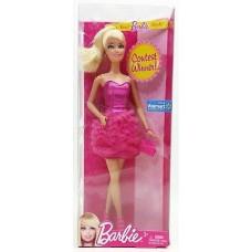 Коллекционная Кукла Барби Победитель Конкурса Блондинка в розовом платье 2012 года - Barbie Contest Winner
