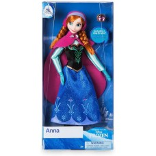 Кукла Анна Дисней Холодное сердце с кольцом, Anna Disney Doll 29 см