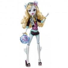 Кукла из серии Монстер Хай Лагуна Блу ВТОРАЯ ВОЛНА Базовая с питомцем Monster High Lagoona Blue Basic