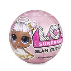 Игровой Набор Кукла ЛОЛ Гламурный Блестящий Сюрприз 7 слоев с аксессуарами - LOL Surprise Glam Glitter Series
