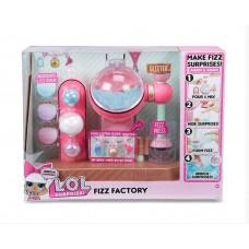 Игровой набор Фабрика шипучек ЛОЛ с аксессуарами для создания шипучих шариков - LOL Surprise! Fizz Factory