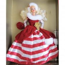 Коллекционная Кукла Барби Мятная Принцесса с меховой повязкой, перчатками 1994 год - Barbie Peppermint Princess