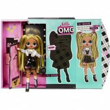 Игровой набор Большая Кукла-модель ЛОЛ ОМГ Альт Герл с 20 сюрпризами - LOL Surprise! OMG Alt Grrrl Fashion Doll