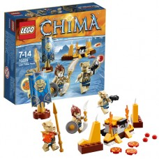 LEGO LEGENDS OF CHIMA 70229 Lion Tribe Pack Пак племени Львов