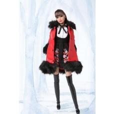 Коллекционная Кукла Интегрити Поппи Паркер Красная Шапочка в пальто Эксклюзив Poppy Parker Through the Woods