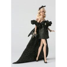 Коллекционная Кукла Блондинка Поппи Паркер Полуночный декаданс Интергети Тойс Poppy Parker Midnight Decadence
