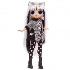 Игровой набор Большая Кукла ЛОЛ Груви Бейб светящаяся, 15 сюрпризов 27 см - LOL Surprise! OMG Lights Groove Babe