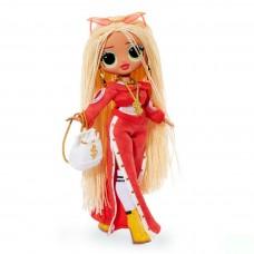 Большая кукла ЛОЛ Свэг для девочек с 20 модными аксессуарами, 28 см - LOL Surprise! OMG Swag Fashion Hairgoals