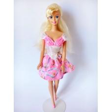 Коллекционная Кукла Барби Любимые Украшения Моя первая Барби, Блондинка, 1996 года - My First Barbie Jewelry Fun