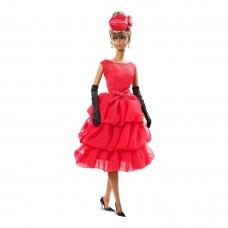 Коллекционная Кукла Барби Силкстоун Рыжая Маленькое Красное платье Эксклюзивная серия Barbie Little Red Dress
