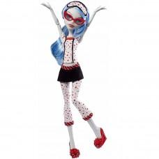 Кукла Монстер Хай Гулия Йелпс Смертельно Уставшие с аксессуарами, костюм Monster High Ghoulia Yelps Dead Tired
