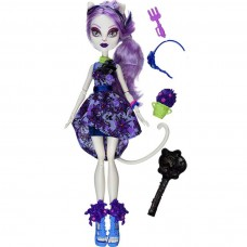 Кукла Монстер Хай Катрин де Мяу Мрак и Цветение с аксессуарами Monster High Catrine deMew Gloom and Bloom