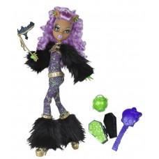 Кукла Монстер Хай Клодин Вульф Маскарад с аксессуарами и маской Monster High Clawdeen Wolf Ghouls Rule Doll