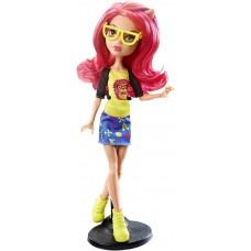 Кукла Монстер Хай Хоулин Вульф Гик-Шрик в очках с красными волосами Monster High Howleen Wolf Geek Shriek 27см