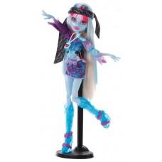 Кукла Монстер Хай Эбби Боминейбл Музыкальный фестиваль Monster High Abbey Bominable Music Festival Doll 27 см