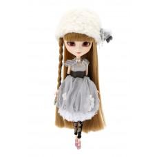 Кукла Коллекционная Пуллип Лусье 2012 Матсу в сером элегантном платье, 31 см - Pullip Ruhe Romantic Pink Alice