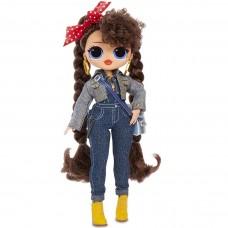 Кукла Лол большая Бизи Биби с 20 сюрпризами L.O.L. Surprise! O.M.G. Busy B.B. Fashion Doll with 20 Surprises