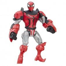 Набор разборных Фигурок Капитан Америка Ультрон Росомаха Черная пантера Человек Паук Super Hero Mashers Hasbro