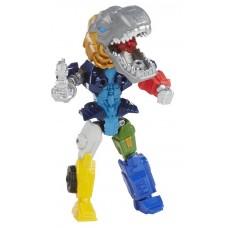 Разборная фигурка трансформера Гримлока с подсветкой со съемными частями тела - Grimlock, Mashers, Hasbro
