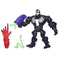 Разборная фигурка супергероя Веном - Venom Carnage, Mashers, Marvel, Hasbro
