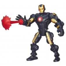Разборная фигурка Hasbro Железный Человек в броне №40 - Iron Man, Marvel, Mashers