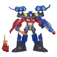 Разборная фигурка Робот-трансформер Оптимус Прайм со съемными частями - Optimus Prime, Hero Mashers, Hasbro
