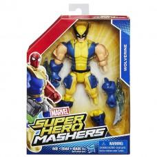 Разборная фигурка супергероя Росомаха - Wolverine, Marvel, Mashers, Hasbro