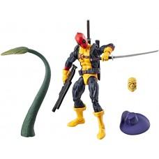 Игровая Фигурка Дэдпул Вселенная Марвел классический Дедпул, 14 см - Classic Deadpool, Marvel Legend, Hasbro