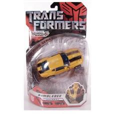 Эксклюзивный робот-трансформер Бамблби - Bumblebee, Premium Series, Deluxe, Hasbro