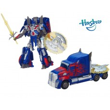 Игрушка Оптимус Прайм 25СМ - Optimus Prime, TF4, Leader, First Edition, Hasbro