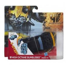 """Трансформер Бамблби """"Высокооктановый"""" - High Octane Bumblebee, TF4, 1-Step, Hasbro"""