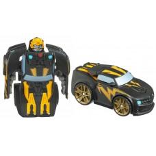 Гравитационные боты, автобот Бамблби - Bolt Bumblebe, Gravity Activated Bots,TF2, Hasbro