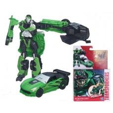 Игровой Робот Трансформер Кроссхэйрс Атакующая Сила Эпоха Истребления - Crosshairs, TF4, Power Attacker, Hasbro