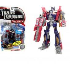 Робот-трансформер Оптимус Прайм - Optimus Prime LF, TF3, Deluxe, MechTech, Hasbro
