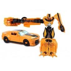 Игровой Автобот Трансформер Бамблби Атакующая Сила, Эпоха Истребления - Bumblebee, TF4, Power Attacker, Hasbro