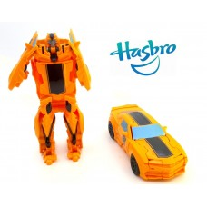 Игровой Автобот Трансформер Бамблби Эпоха истребления, трансформация за 1 шаг- Bumblebee, TF4, 1-Step, Hasbro