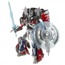 Оптимус Прайм Платинум Серия 25СМ - Optimus Prime, TF4, Leader, Platinum Edition, Hasbro
