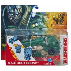 Игрушка трансформер Хаунд - Hound/TF4/1-Step/Hasbro