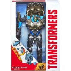 Игрушка Локдаун с быстрой трансформацией - Lockdown, TF4, Flip&Change, Hasbro