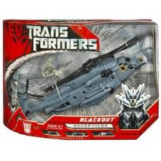 Эксклюзив! Робот-трансформер вертолет Блэкаут - Blackout, TF1, Voyager, Hasbro