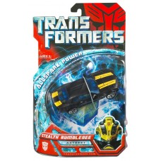 "Трансформер Стелс Бамблби ""Сила Искры"" - Stealth Bumblebee, All spark Power, Deluxe, Hasbro"