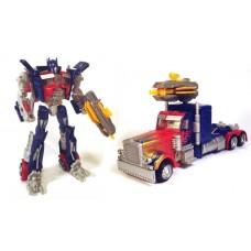 Робот-трансформер Оптимус Прайм 14см - Optimus Prime, TF3, Deluxe, MechTech, Hasbro