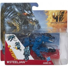 Игрушка трансформер Стилджо - Steeljaw, TF4, 1-Step, Hasbro
