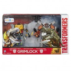 Набор трансформеров Гримлок 2в1 - Grimlock, Evolution 2-pack, TF4, Hasbro