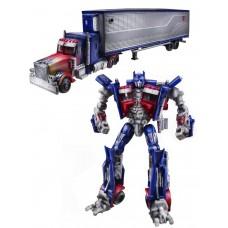 Оптимус Прайм c прицепом - Optimus Prime, TF3, Deluxe, MechTech, Hasbro