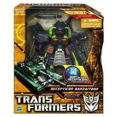 Трансформер танк Банзаитрон - Banzaitron, ROTF, Voyager, Hasbro