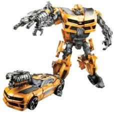 """Игрушка трансформер Бамблби """"Нитро"""" - Nitro Bumblebee, TF3, Deluxe, MechTech, Hasbro"""