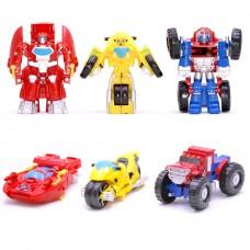 """Набор 3в1 трансформеры """"Боты спасатели"""" - Rescue Bots 3 in 1"""